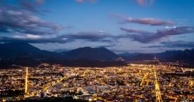 Grenoble brille de mille feux