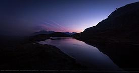 Sunrise - Lac Besson