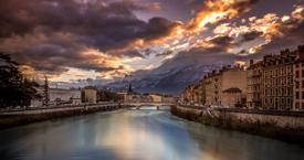 Grenoble - Les Berges de l