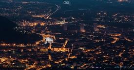 Grenoble - sunrise
