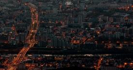 Grenoble - les grands Boulevards