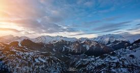 Alps - Sunrise
