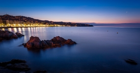 Sunrise at Lloret de Mar