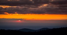 Sunset - Vercors