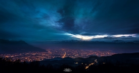 Grenoble Photo Animation 1