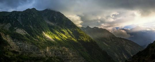 Instant magique au Col de la Croix de Fer